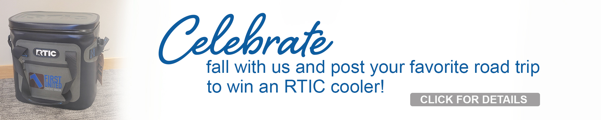 Win An Rtic Cooler!