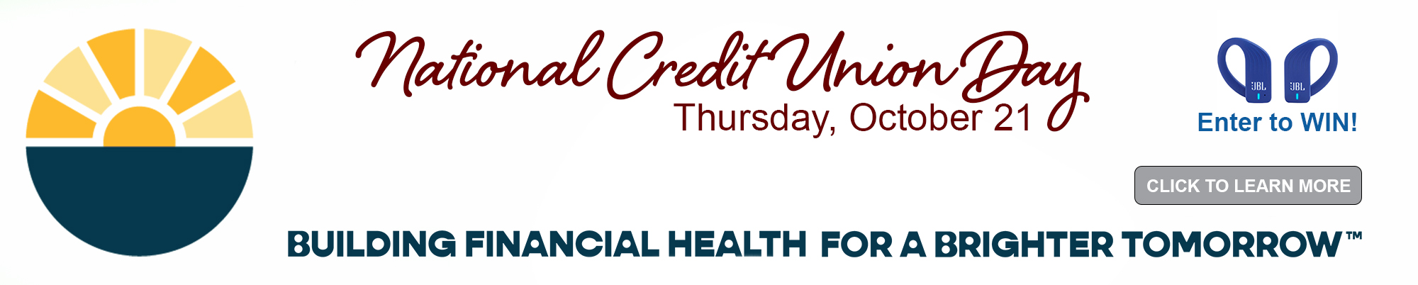 National Credit Union Day